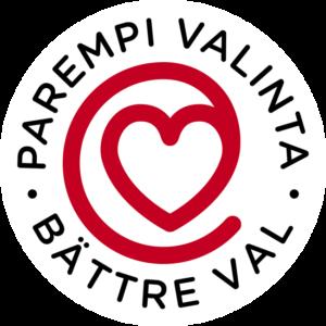 Sydänmerkki-logo